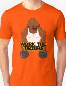 Workout Ackbar T-Shirt