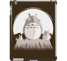 Save our trees iPad Case/Skin