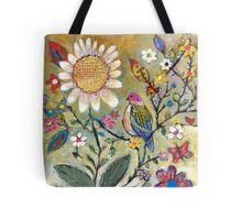 Whimsy in the Garden Tote Bag
