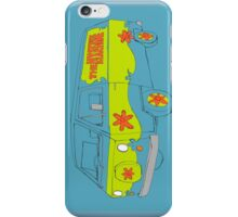 The Scooby Doo Mystery Machine iPhone Case/Skin