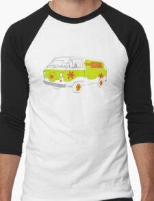 The Scooby Doo Mystery Machine Men's Baseball ¾ T-Shirt