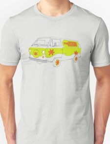 The Scooby Doo Mystery Machine T-Shirt