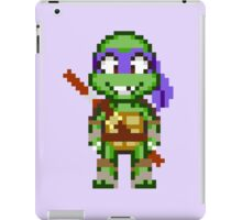 Donnie TMNT 2012 Mini Pixel iPad Case/Skin