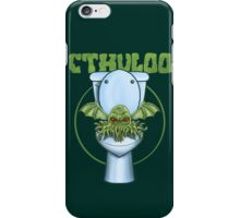 Cthuloo iPhone Case/Skin