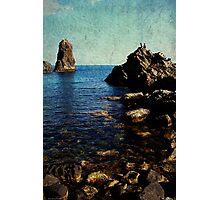 Faraglioni  Photographic Print