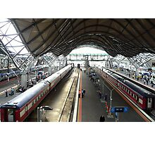 Southern Cross Station Photographic Print