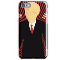 Silence Propaganda iPhone Case/Skin