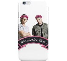 Winchester Bros. iPhone Case/Skin