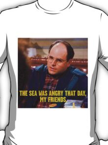 George Costanza Quote T-Shirt
