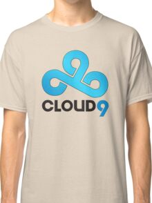 Cloud 9 - Sleek Gloss Classic T-Shirt