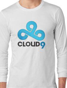 Cloud 9 - Sleek Gloss Long Sleeve T-Shirt