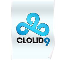 Cloud 9 - Sleek Gloss Poster