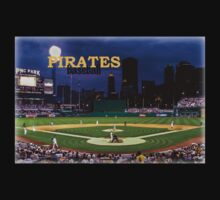 Pirates Ballclub by don thomas