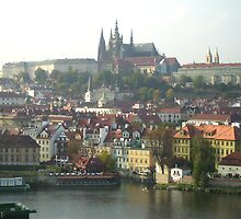 Prague In The Heart Of Europe by HELUA