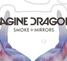 Smoke + Mirrors (Super Deluxe) - Imagine Dragons Sticker