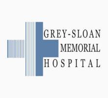 Grey-Sloan Memorial Hospital Kids Tee
