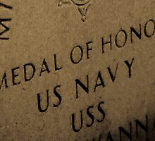 Medal Of Honor by Andy Mueller