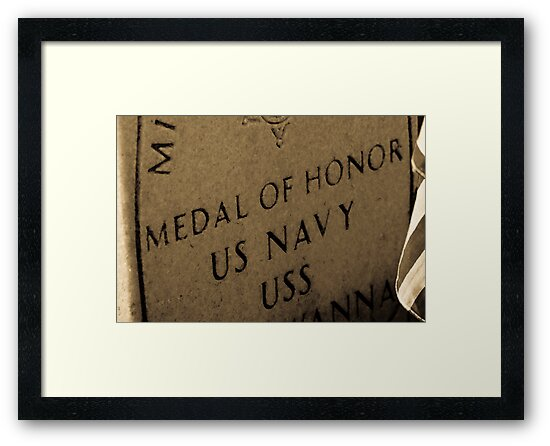 Medal Of Honor by Andreas Mueller
