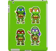 Teenage Mutant Ninja Turtles 2012 Mini Pixels iPad Case/Skin