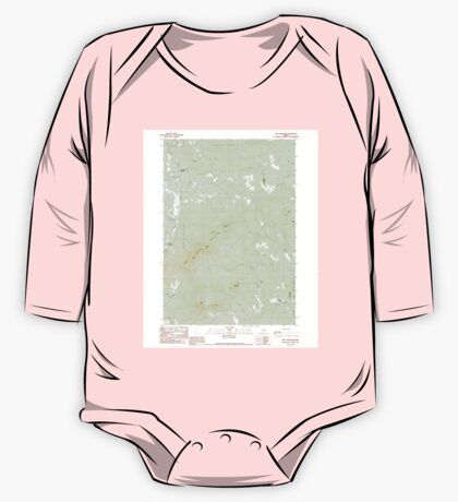 Maine USGS Historical Map New Vineyard 102808 1989 24000 One Piece - Long Sleeve