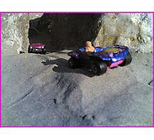 my mathbox buggy 2 Photographic Print