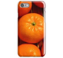 Mandarin Oranges iPhone Case/Skin