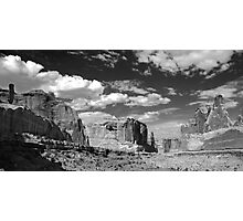 deserts of the west #4 Photographic Print