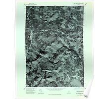 Maine USGS Historical Map New Vineyard 806962 1979 24000 Poster