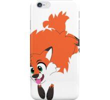 Foxy 'n' floofy. iPhone Case/Skin