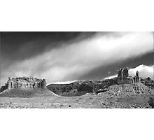 deserts of the west #5 Photographic Print