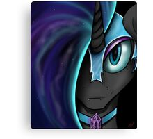 Queen of Midnight Canvas Print