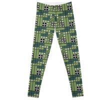 tetris blocks Leggings