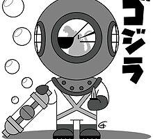 Dr. Serizawa by graytaylor93