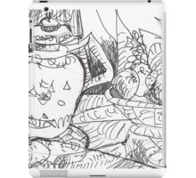 MANGOS AND TEA - STILL LIFE(C2012) iPad Case/Skin