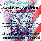 God Has Blessed America has has has  hassssssssss by RealPainter
