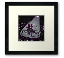 Dancing couple Framed Print