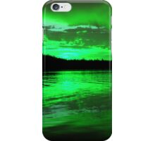 Glorious Green iPhone Case/Skin