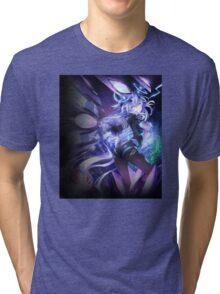 V II New Heart Tri-blend T-Shirt