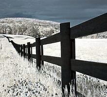 Fence line by VLFatum