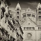 Dome at Speyer by drawwithlight
