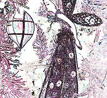 Christmas Fairy by Rebekah  McLeod