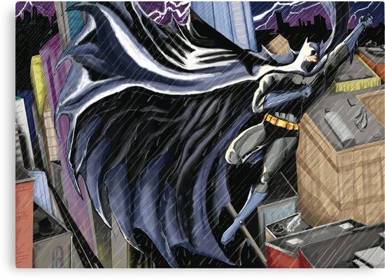 Batman by Sebastian Alappat