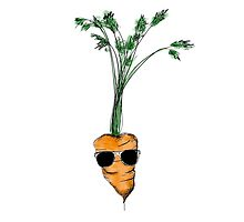 Tarrot the Carrot (colour) by thatsrandom
