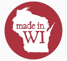 Made in WI - Red Circle Kids Clothes
