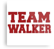 Team Walker 2016 Metal Print