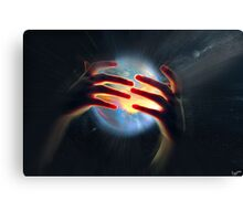 Light of Life Canvas Print