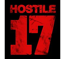 Hostile 17 Photographic Print