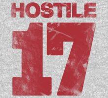 Hostile 17 Baby Tee