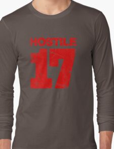 Hostile 17 Long Sleeve T-Shirt