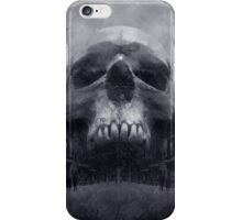 Gothic Horror iPhone Case/Skin